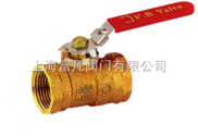 F1361 台湾富山黄铜丝口球阀 台湾富山球阀 台湾富山黄铜丝口球阀
