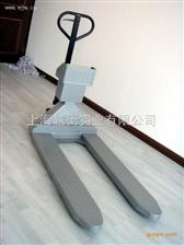 SCS上海搬运车电子称,1吨2吨3吨搬运车泵秤