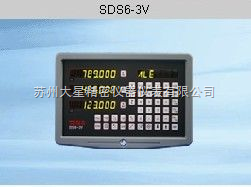SDS6-3V光��碉@表