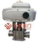 上海电动高压球阀