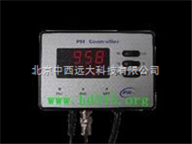 PH 控制器 (配工业电极,带温度显示,可设置报警信号 ) 型号:XB89-PH-2621 国产