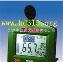 壁挂式噪声计/噪声监控仪(美国) 型号:HB44-SL130库号:M397094