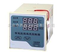 精密型智能数显温湿度控制器(带485接口) 型号:HZL69-1W1S/中国库号:M272113
