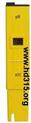 笔式酸度计/笔式PH计(温补,0.1 pH,现货)