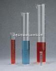 经济型有刻度量筒 500ml(PMP) 进口