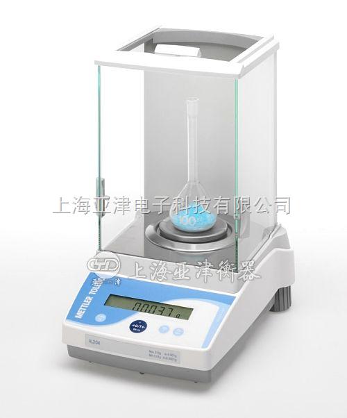 电子天平,梅特勒AL104分析天平实验室高精度天平