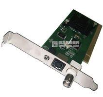PCIX接口音视频采集卡,支持WDM标准开发软件