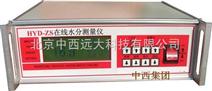 煤焦油在线水分检测仪 型号:HZS1-ZS