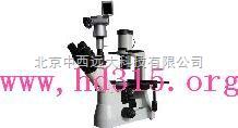 摄像倒置生物显微镜 型号:BA44-BM-37XCV库号:M398199