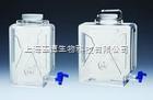 矩形细口大瓶(带放水口) 9L(PC) 进口