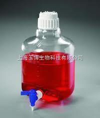 透明细口大瓶(带放水口) 20L 进口