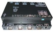 瑞旺串口服务器,以太网转RS232串口转换器,福建4口多串口服务器