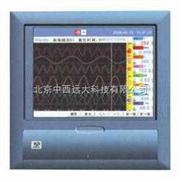 大屏幕同屏数显1-40多通道温湿度记录仪 型号:WM84SY5000/YBJL库号:M397989