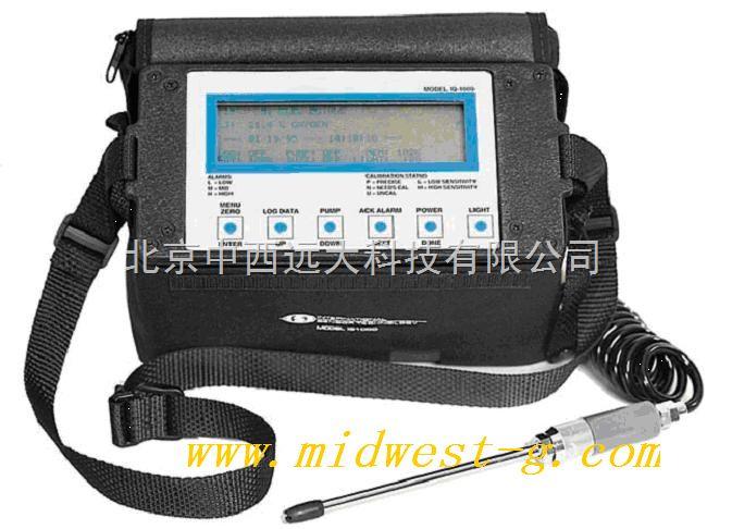 IQ1000 IST便携式多气体检测仪 H2S/CO/CO2/O2