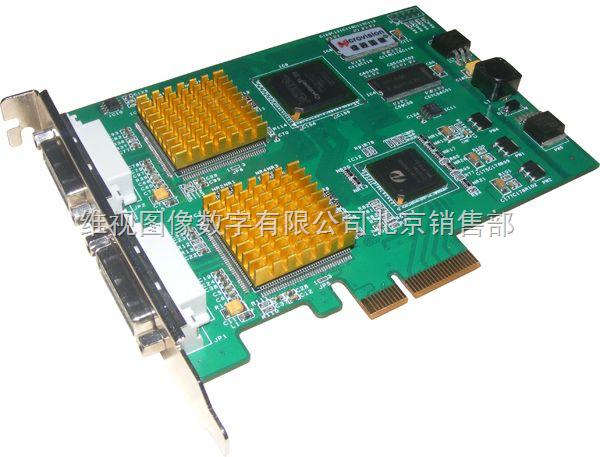 DVI�p路采集卡在大屏幕��融合系�y中的��用