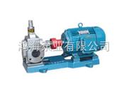 YCB-G保温齿轮泵结构简单噪音低
