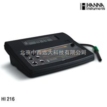 台式电导率仪(双电极) 型号:H5HI216库号:M319316