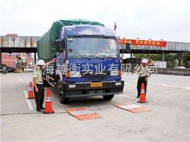 SCS上海便携式汽车衡,上海便携式地磅厂家,便携式汽车地磅