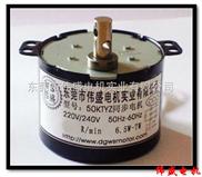 50KTYZ电容分相爪极式永磁可逆同步电机