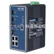 EKI-7758F-研华EKI-7758F 8G网管型冗余千兆以太网交换机