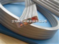 TVVP屏蔽电梯扁电缆/硅橡胶扁电缆