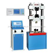 WE-100T液压万能试验机,WE-1000KN材料拉伸试验机,100吨万能材料拉力机,材料拉伸检测仪