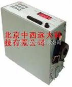 便携式微电脑粉尘仪(防爆) 型号:BB16-CCD1000-FB 库号:M103274