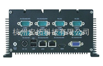 10串口双核无风扇工控机,便携式工控机,BOX-PC,BOX-6100