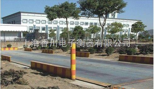 130吨电子地磅秤(洛阳市120吨电子汽车衡、上海香川100吨电子汽车磅)
