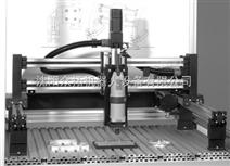 直角坐标机器人在汽车发动机盖涂胶机上的应用