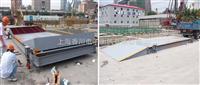 SCS-XC-E呼伦贝尔10吨电子地磅厂家2*4米小型汽车衡模拟式地磅秤