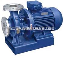 ISWH卧式不锈钢管道离心泵生产厂家