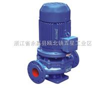 ISG系列立式管道离心泵生产厂家价格结构图