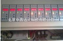 固定式可燃气体检测仪/1主机+6个传感器 型号:QAZ12-ZBK-1000 库号:M399592