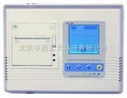 温湿度曲线报警打印记录仪 型号:QD12-JQA-1059P库号:M398035