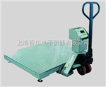 DCS-XC-C1吨叉车移动带磅秤(3吨叉车移动带磅秤)