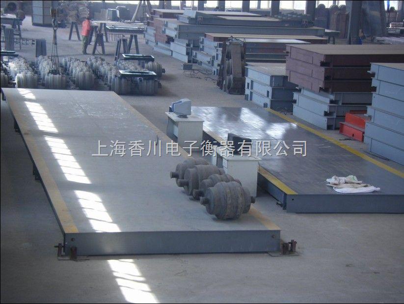 10吨防暴汽车衡(200吨防暴汽车衡)