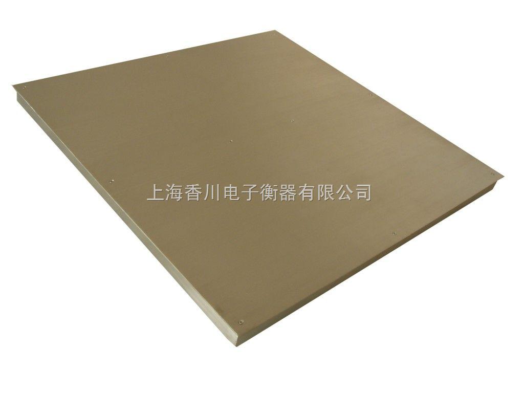 DCS-XC-BX 1-5吨不锈钢地磅