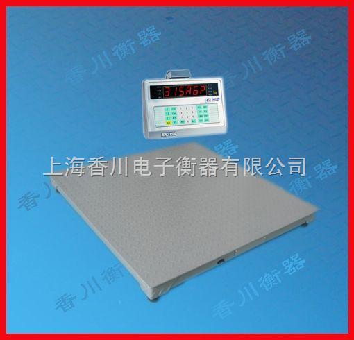 1吨带打印电子地磅(5吨带打印电子地磅)