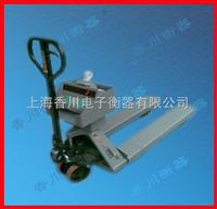 XK315A6P1吨带打印叉车秤(3吨带打印叉车秤)