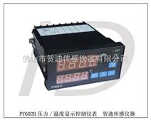 贺迪高性能温度压力一体化智能数字仪表