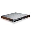 机房监控主机 嵌入式1U工控机箱 铝合金面板防火墙机箱