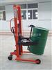 2012最新款手动堆高车电子磅秤 350kg电子油桶秤