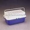-20℃实验专用冷却盒 带手柄 4*8管阵列 进口