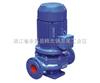 ISG系列立式管道離心泵生產廠家價格結構圖