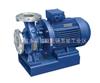 威王生產廠家ISWH臥式單級單吸化工泵