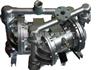 威王廠家QBY型鑄鐵氣動隔膜泵價格,結構圖
