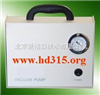 无油真空泵(调压型,国产) 型号:EF81-10A()