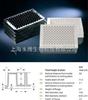 丹麦nunc 96孔微孔板,细胞培养,白色